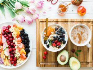 Alimentación saludable y felicidad